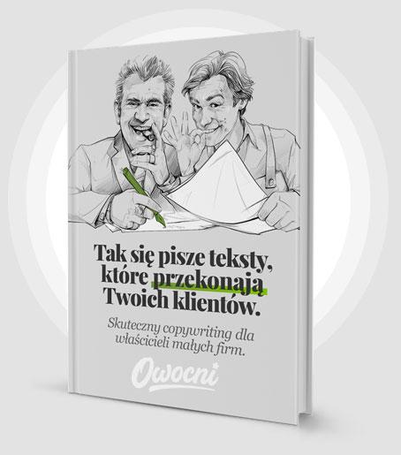 Książka, którą przygotowali copywriterzy Owocnych