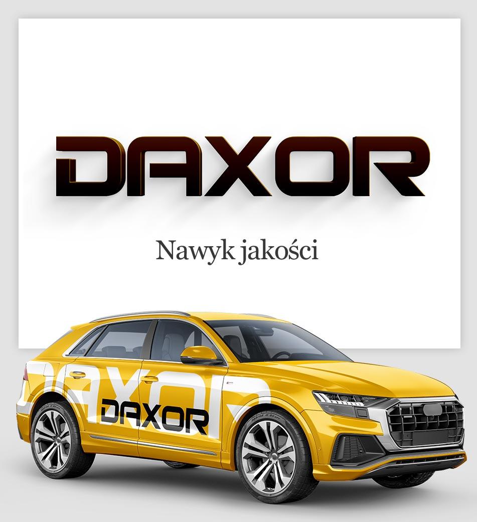 Dobranie hasła reklamowego dla firmy Daxor