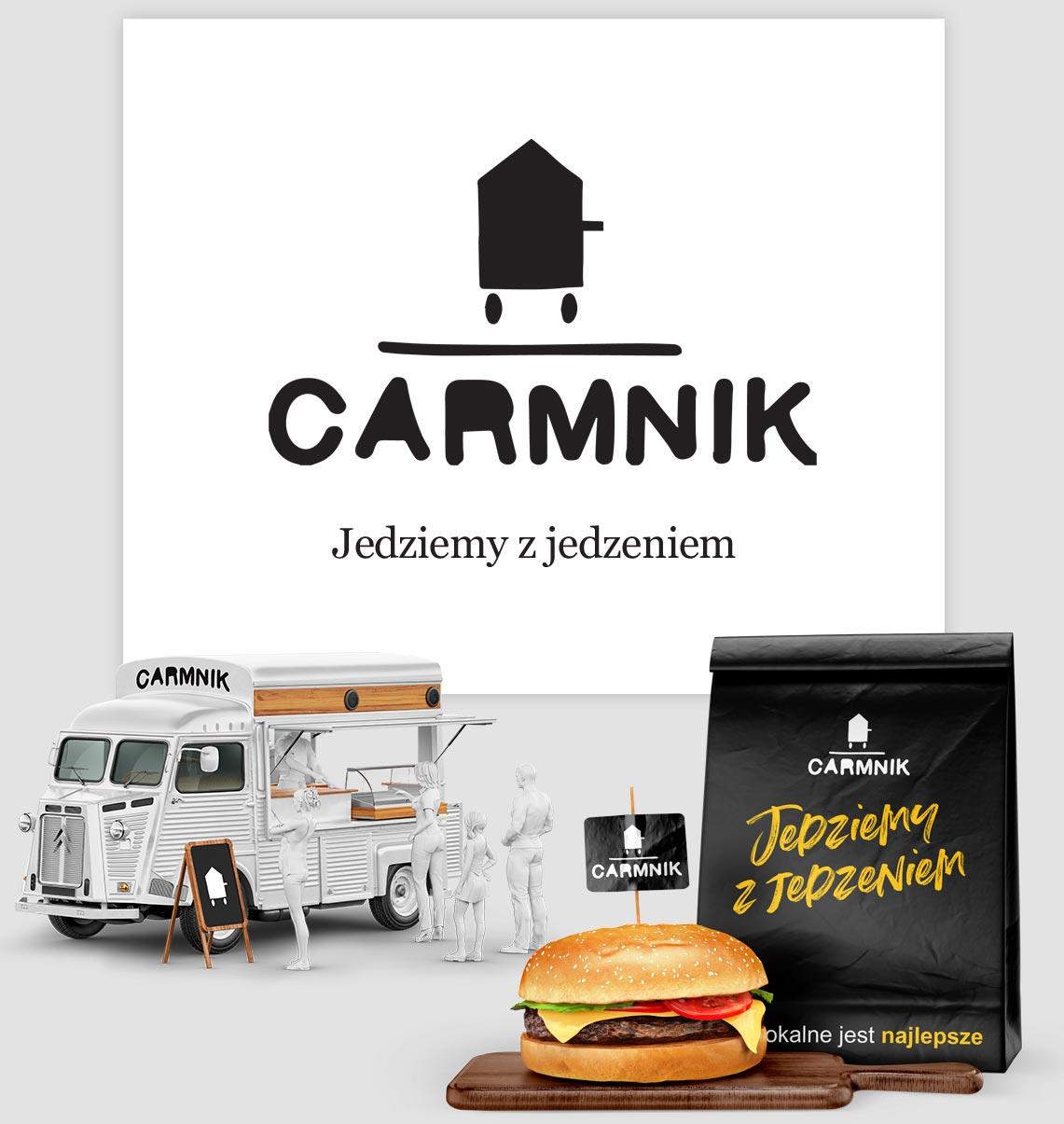 Dobranie dobrego hasła reklamowego dla foodtrucka Carmnik