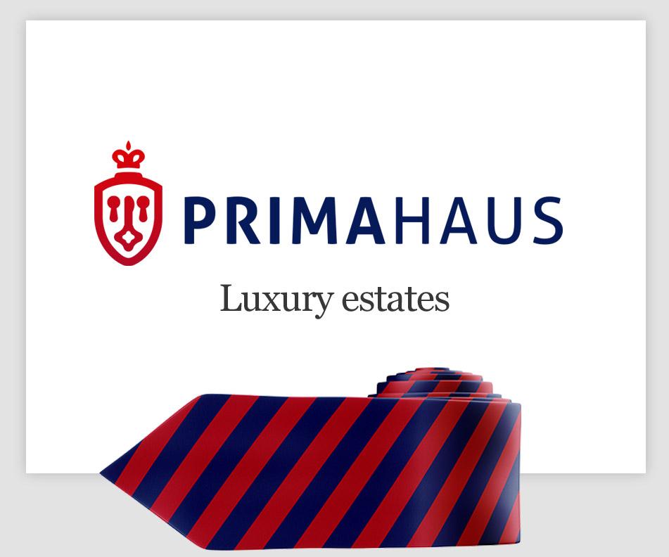 Znak towarowy - propozycja dla Prima Haus