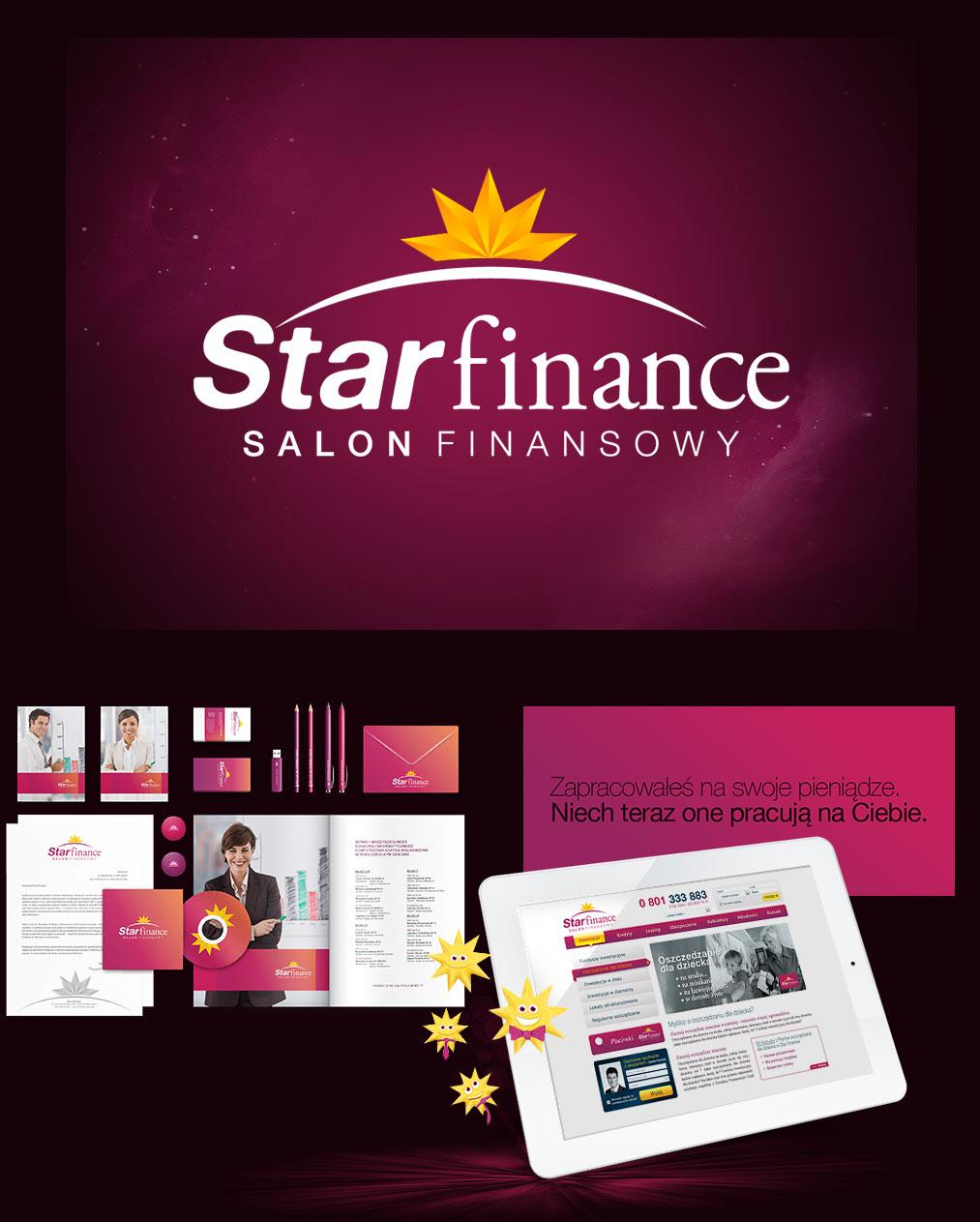 Nazwa dla nowej firmy na przykładzie Star finance