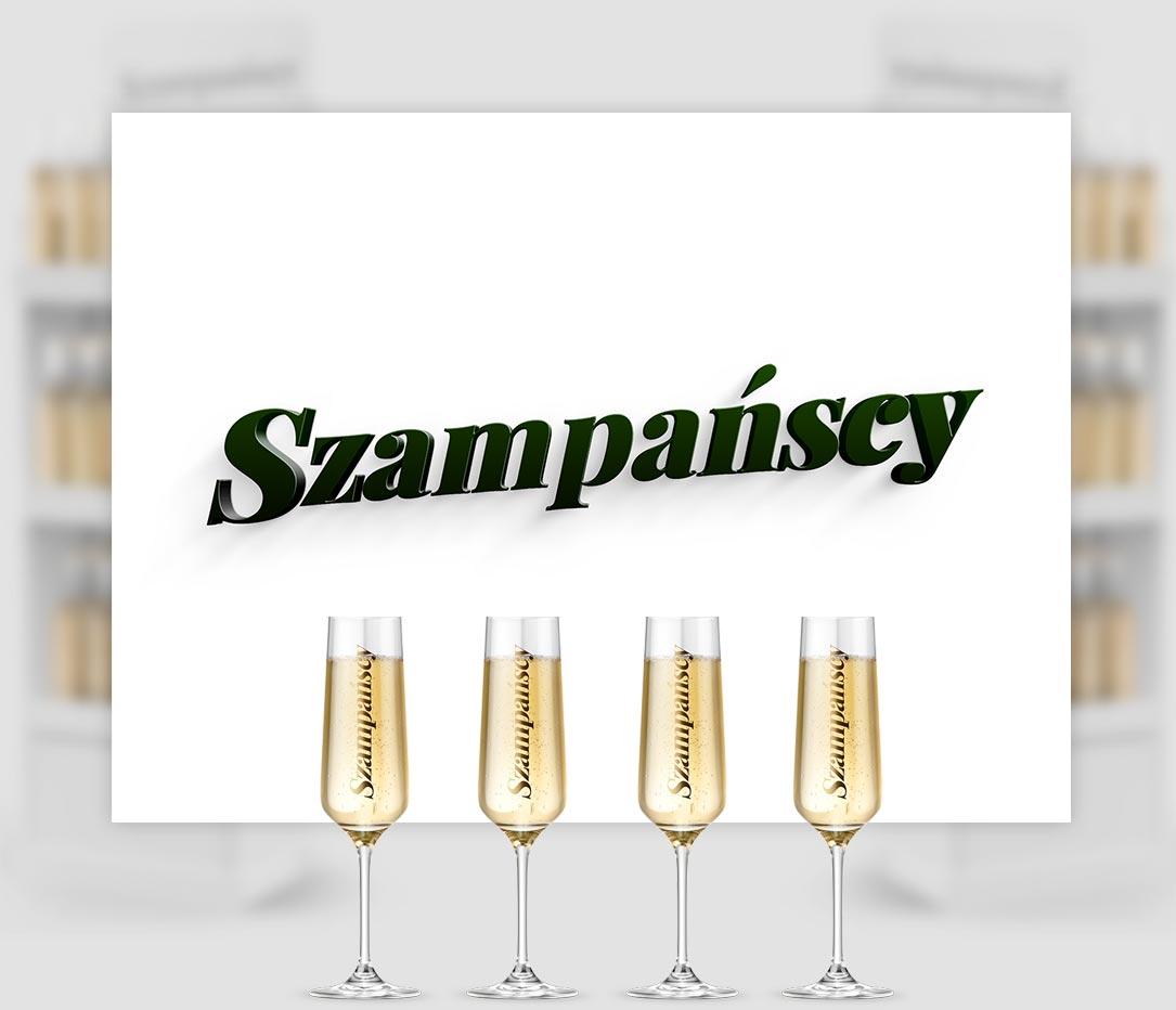 Naming dla firmy sprzedającej szampany