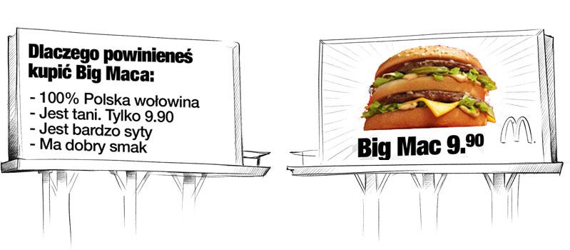 Hasła reklamowe, które trafiają do podświadomości klienta